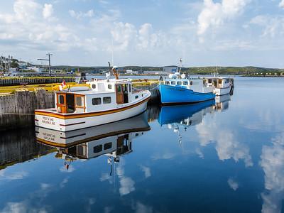 Newfoundland Trip #61 - Fishing Boats