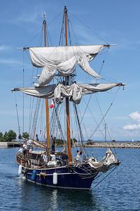 Tall Ship Playfair #4