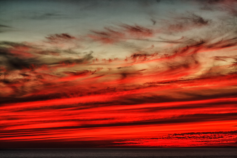 Nuevo Vallarta Sunset #4