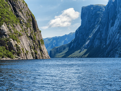 Newfoundland Trip #37 - Western Brook Pond Fjord