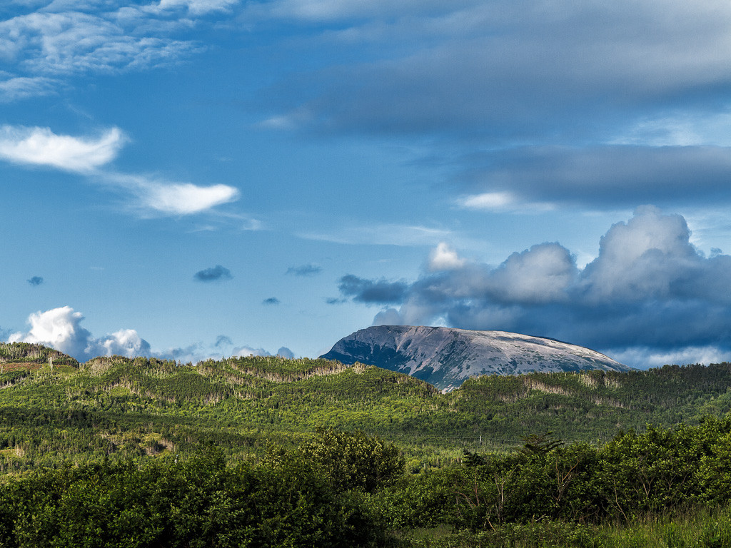 Newfoundland Trip #27 - Clouds Over Gros Morne