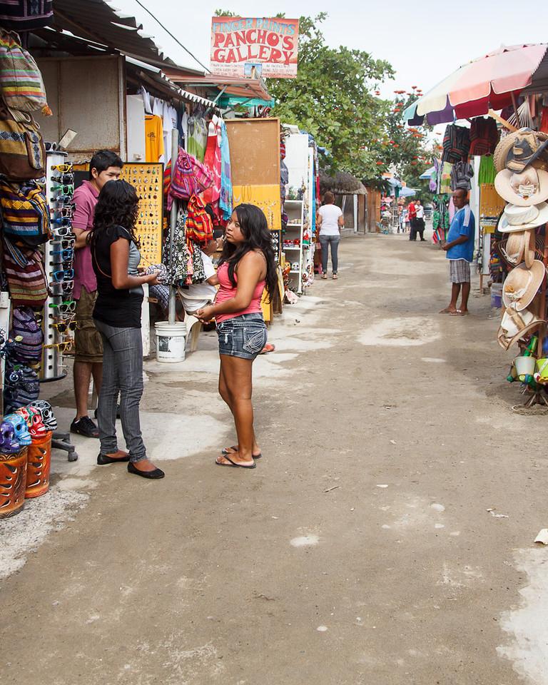 Bucerias Market #1