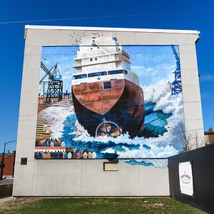 Side Launch Mural #1