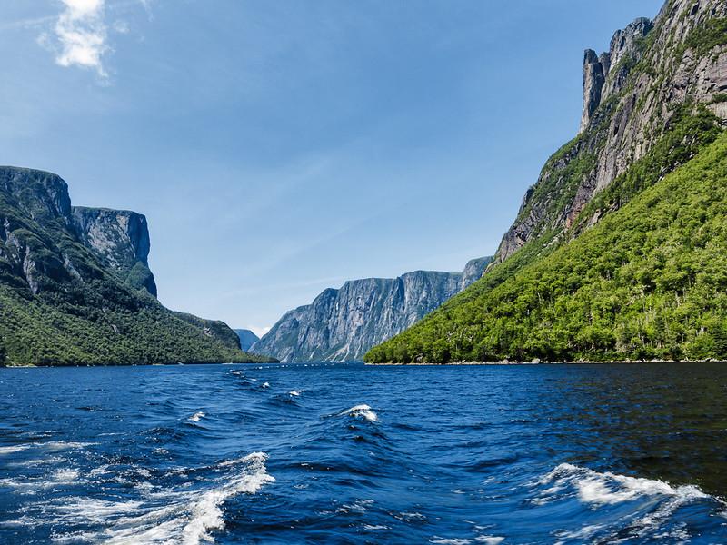 Newfoundland Trip #41 - Western Brook Pond Fjord