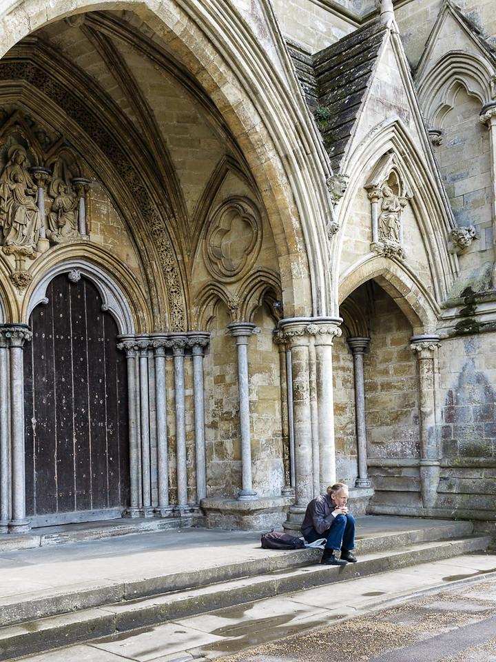 Salisbury Cathedral #14