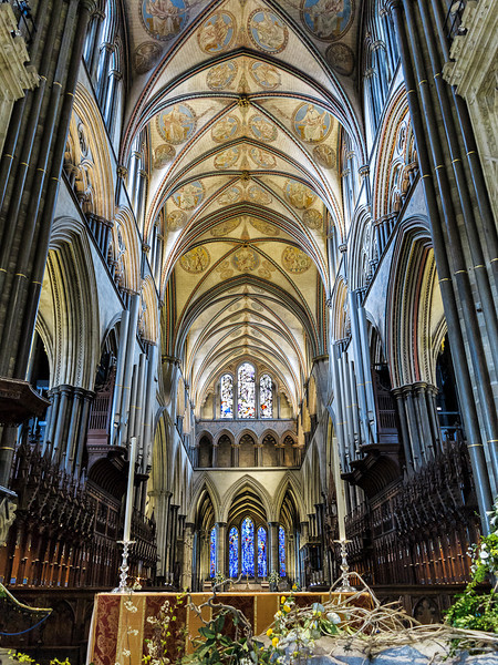 Salisbury Cathedral #8