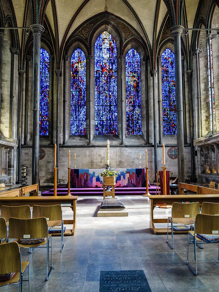 Salisbury Cathedral #6