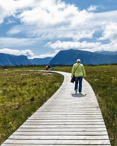 Newfoundland Trip #31 - Hiking into Gros Morne National Park