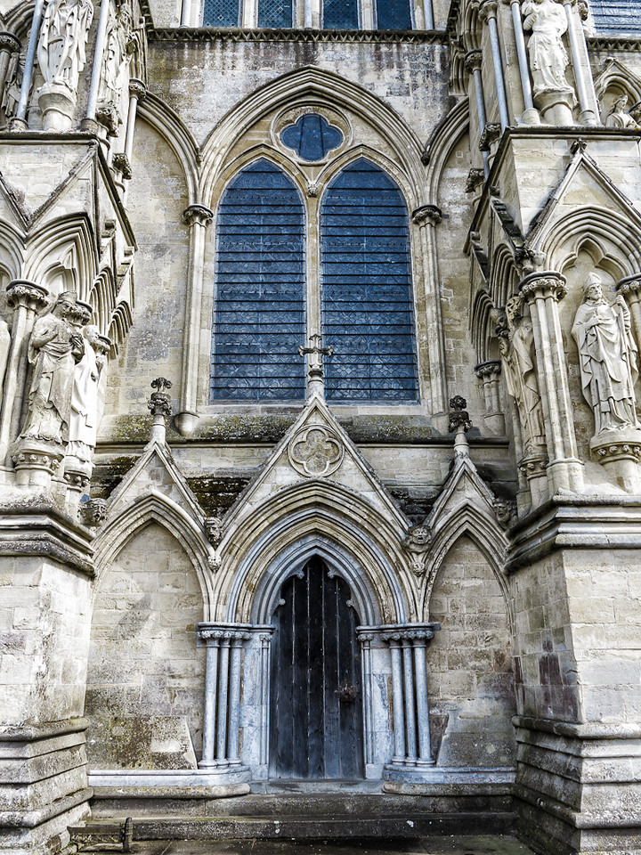 Salisbury Cathedral #15