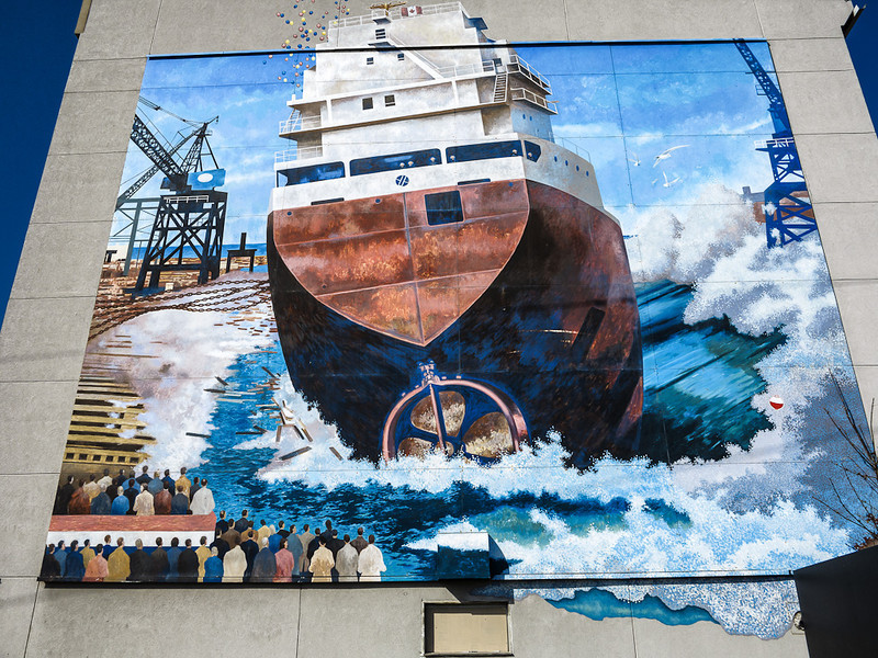 Side Launch Mural #2