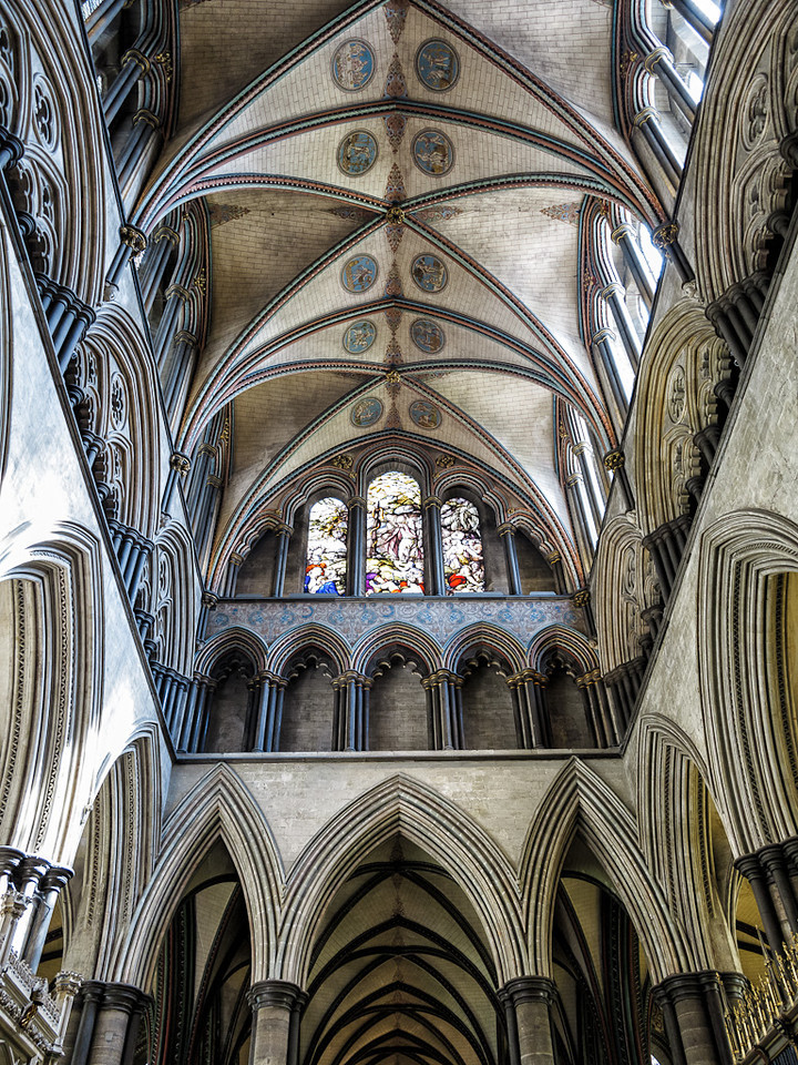 Salisbury Cathedral #4