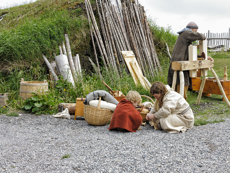 Newfoundland Trip #12 - Viking Archaeological Site