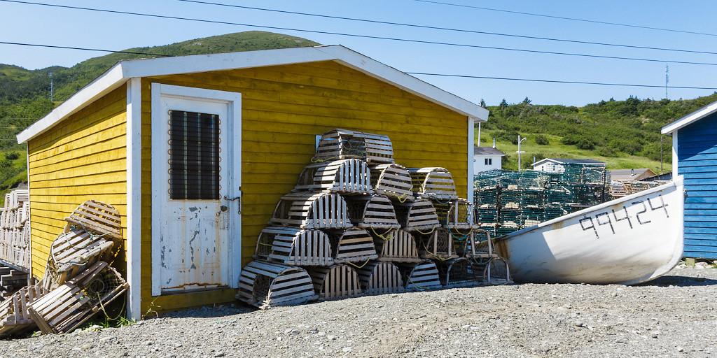 Newfoundland Trip #55 - Fishing Village