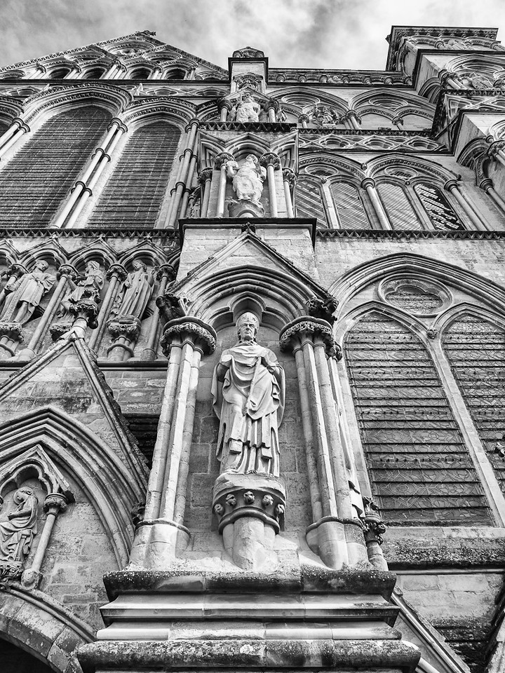 Salisbury Cathedral #13