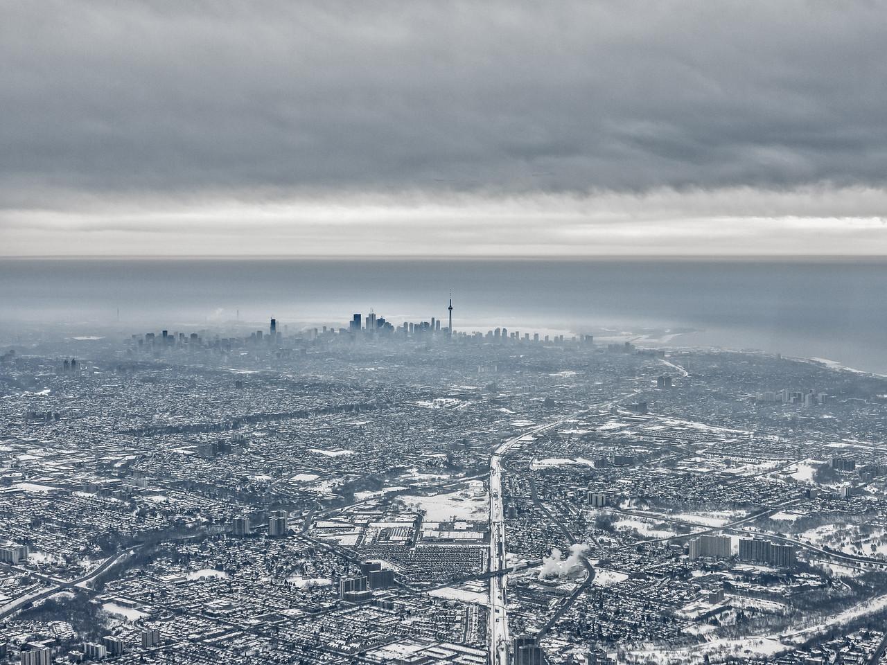 Goodbye Toronto!