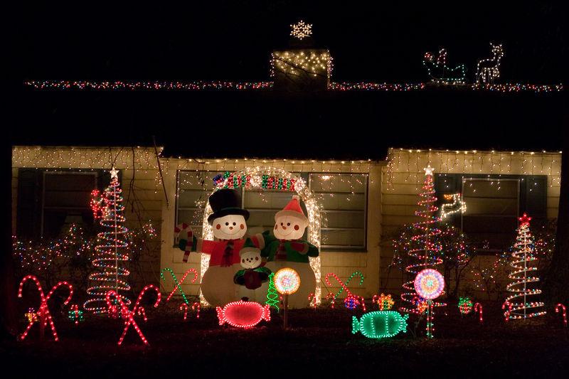 snowman family, Rock Hill SC