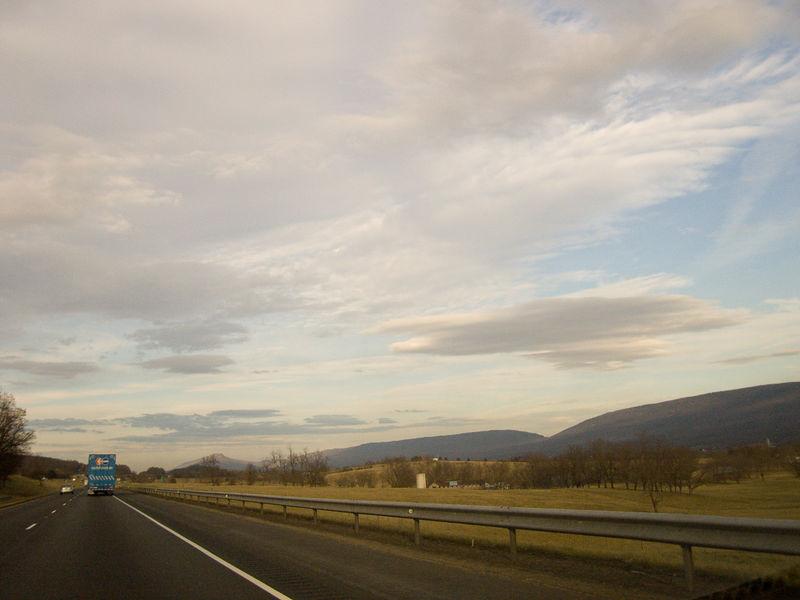 still on I-81 in Virginia