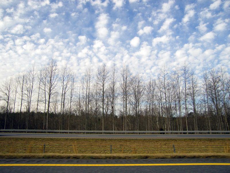 I-77, half an hour north of Charlotte NC