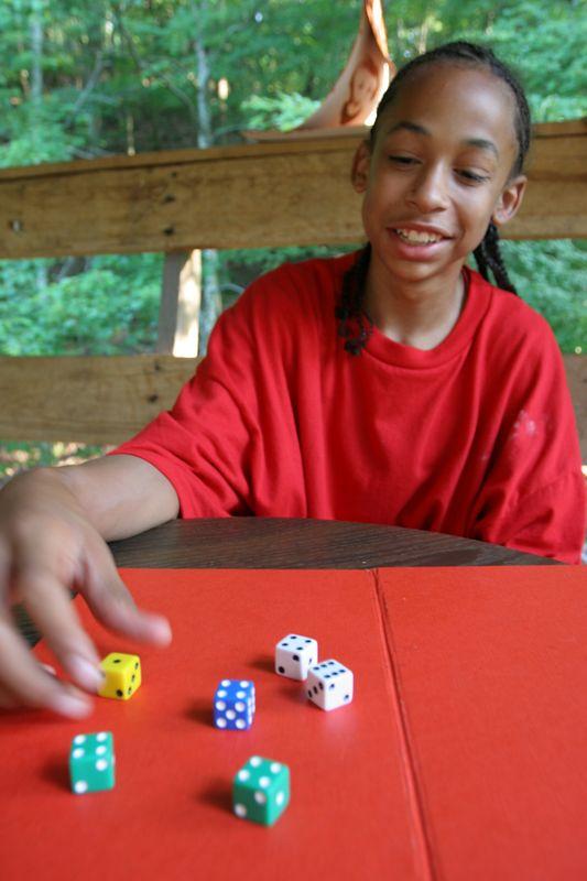 travis the dice man