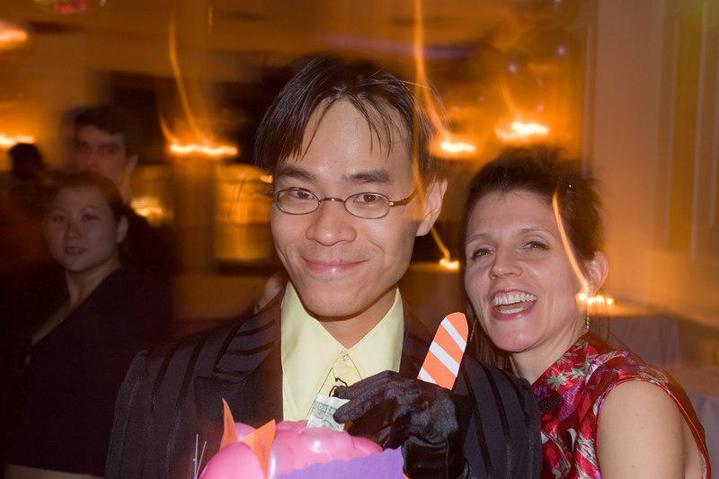 Jason and Lisa