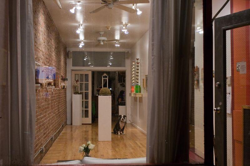 metalstone gallery, stanton street, new york