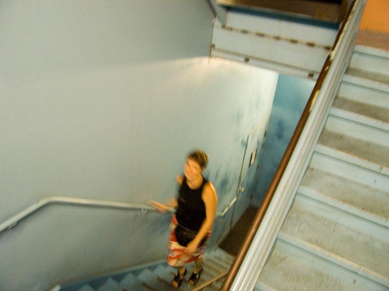 Leigh ascending