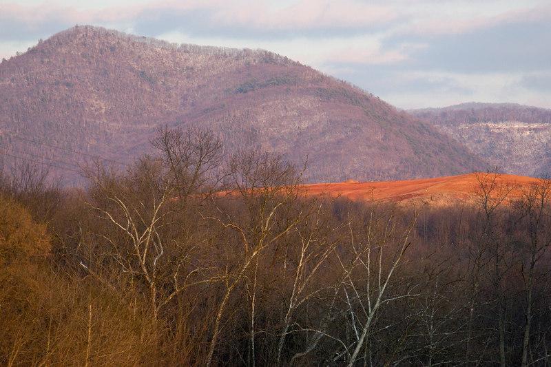 Short Hills, near Lexington VA