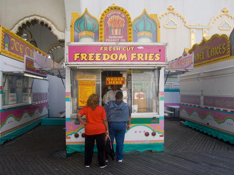 mmmm... deep fried freedom.