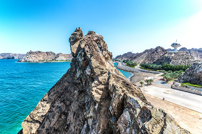Once in Muscat