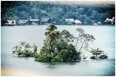 Not everyone who wanders is lost. Rio Dulce. Guatemala.