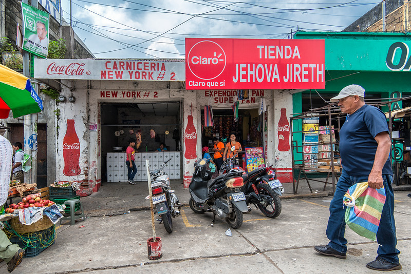 A day in Guatemala city