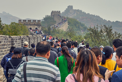 Follow the flow... Great Wall of China