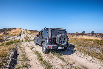 """You can go fast, i can go everywhere. Off roading in Nida. Find open road without any  """"do not enter"""" signs! Exploring Neringa."""