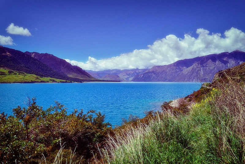 Morning in New Zealand