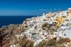 Lost in Santorini