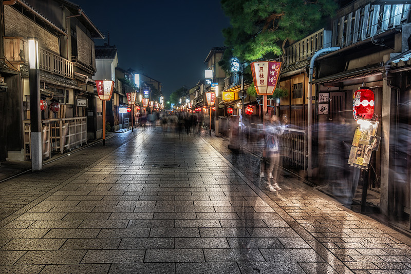 Looking for the Kobe Beef in Old Kyoto