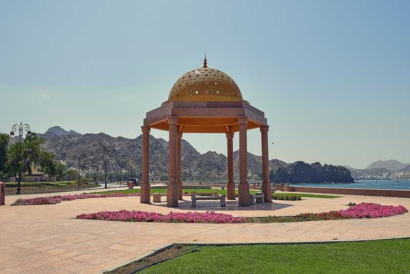 Once in Oman. Muscat.