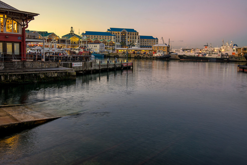 Cape Town's Waterfront