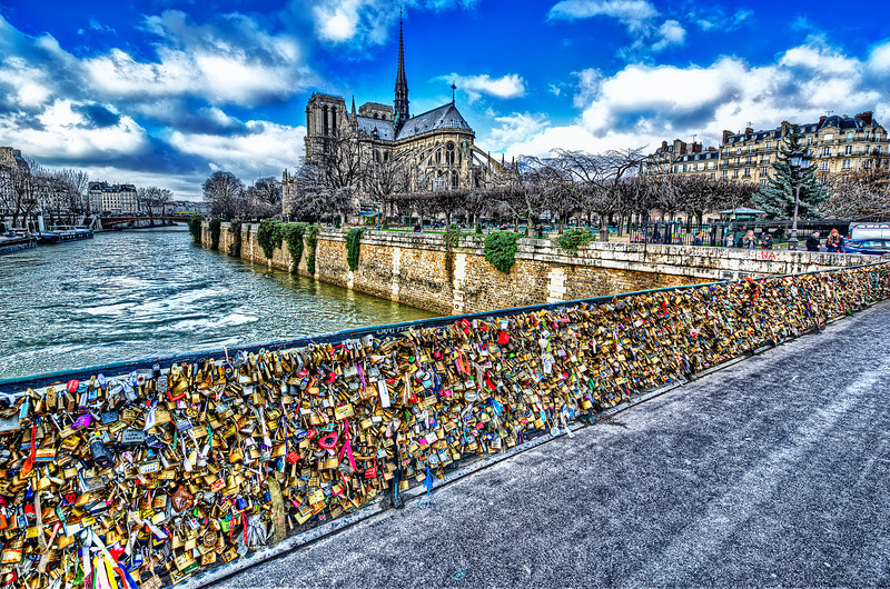Locked Paris