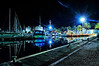 Empuriabrava's Marina @ December night