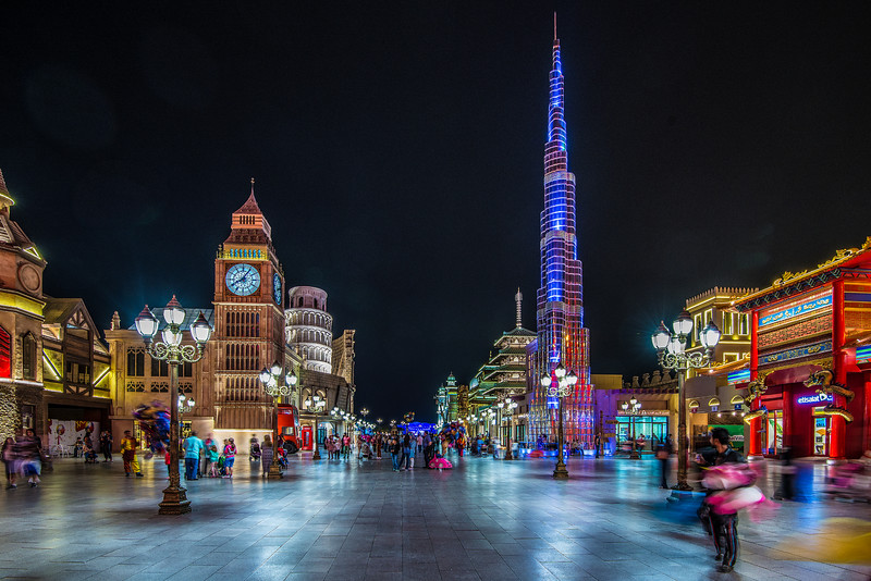 Exploring Global Village, Dubai