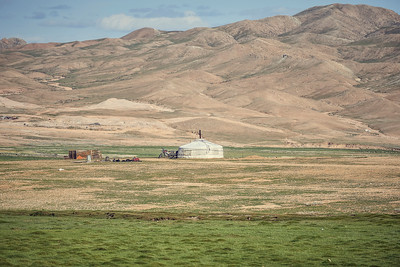 Mongolia country life