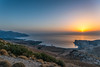 10 000 sunsets. Crete. Greece.