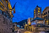 Night in Andorra