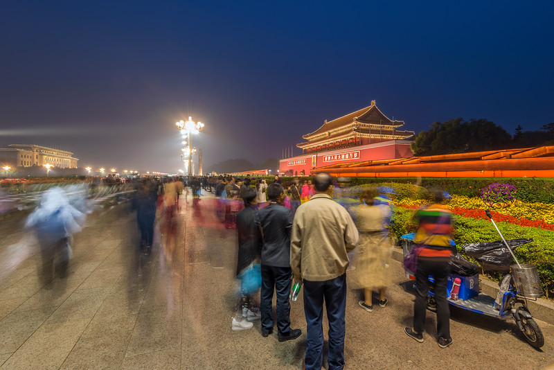 Ghosts of Tiananmen Square
