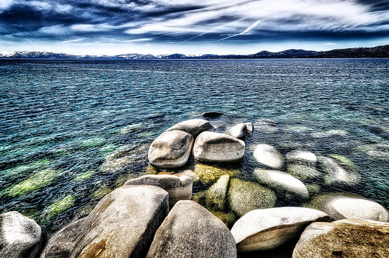 Amazing Lake Tahoe
