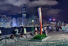 A night in Hong Kong
