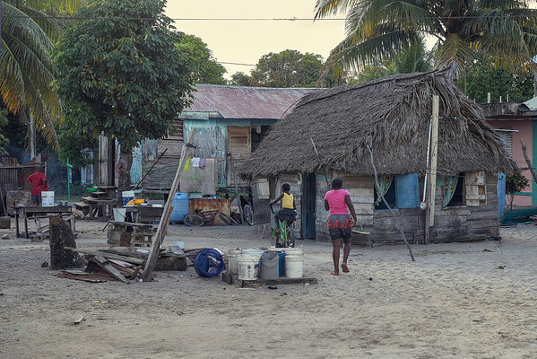 Ordinary day in Belize