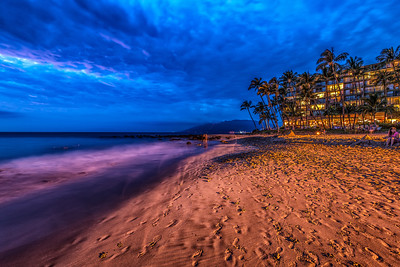 Hawaii nights