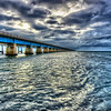 Marathon bridge, Florida Keys